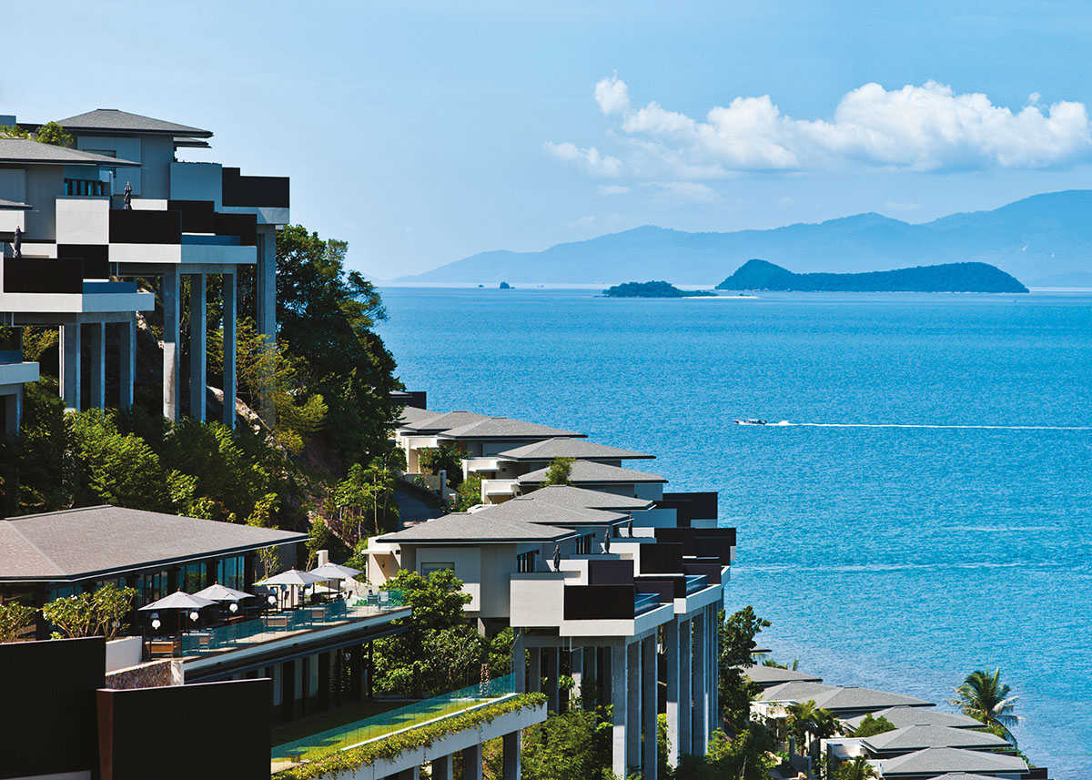 Relax at the Conrad Koh Samui Resort & Spa 1