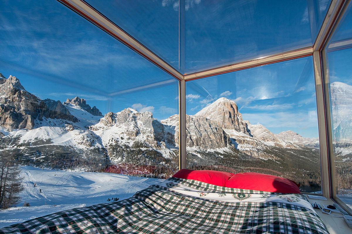Sleeping Under The Stars x Starlight Room Dolomites 8