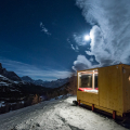 Sleeping Under The Stars x Starlight Room Dolomites
