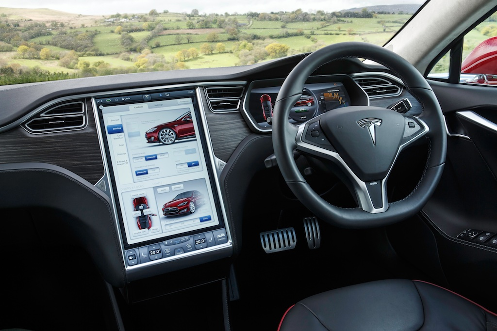 Pass The Control: The Tesla Model S 2