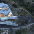 The House on the Cliff by GilBartolome Architecture