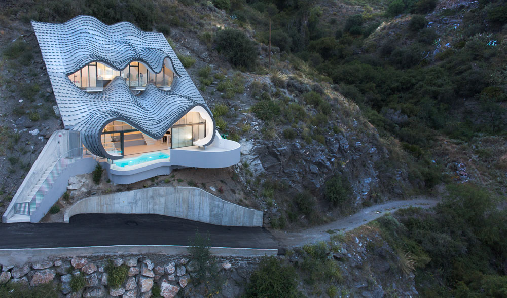 The House on the Cliff by GilBartolome Architecture 1