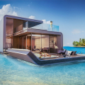 Dubai's First Floating Underwater Apartments