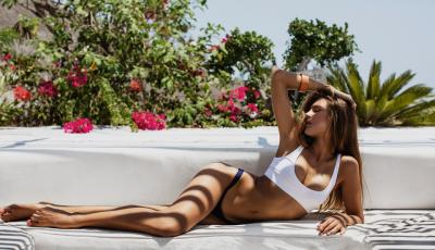 Anastasia Bluemoloko for EURVIN Swimwear