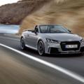 Der Neue Audi TT RS als Coupé und Roadster: 5 Zylinder mit 400 PS