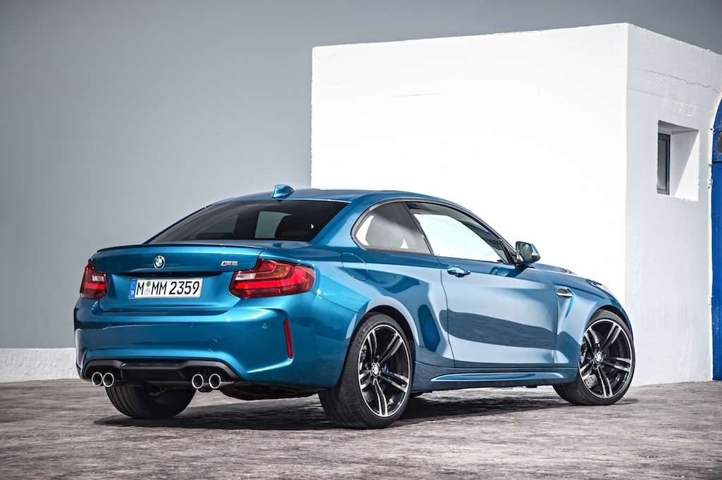 Madness In Malaga – The BMW M2 5