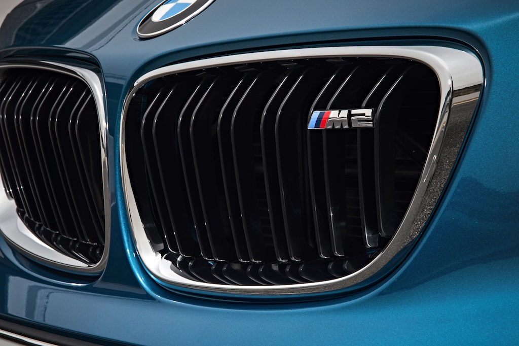 Madness In Malaga – The BMW M2 8