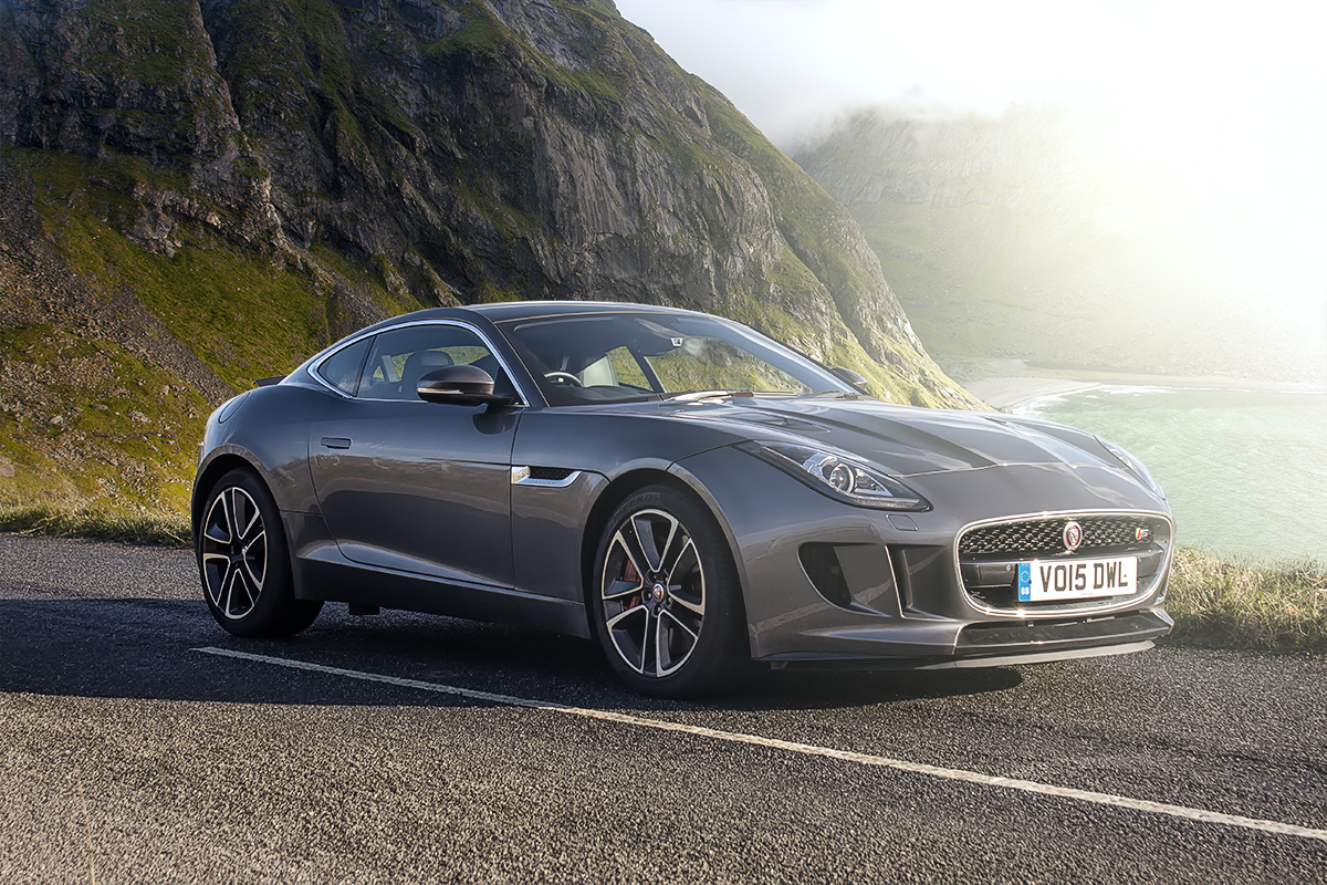 F-Type Life With the V6S All Wheel Drive 1