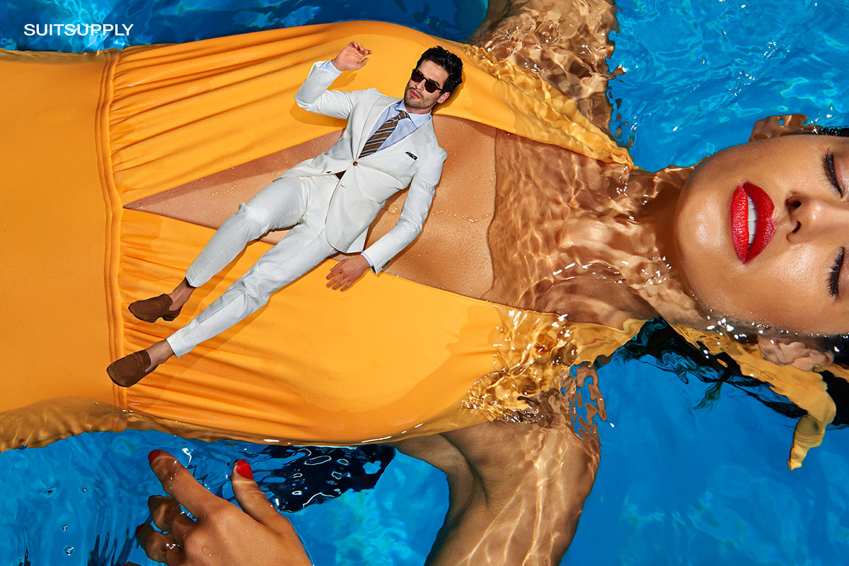 From Playboys to Playthings – Suitsupply's 2016 Spring/Summer Campaign 1