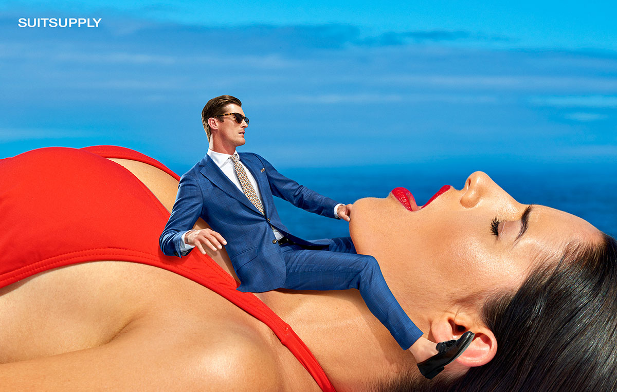 From Playboys to Playthings – Suitsupply's 2016 Spring/Summer Campaign 2