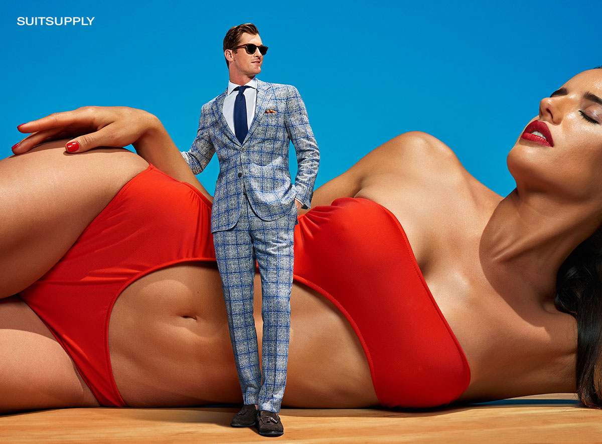 From Playboys to Playthings – Suitsupply's 2016 Spring/Summer Campaign 3