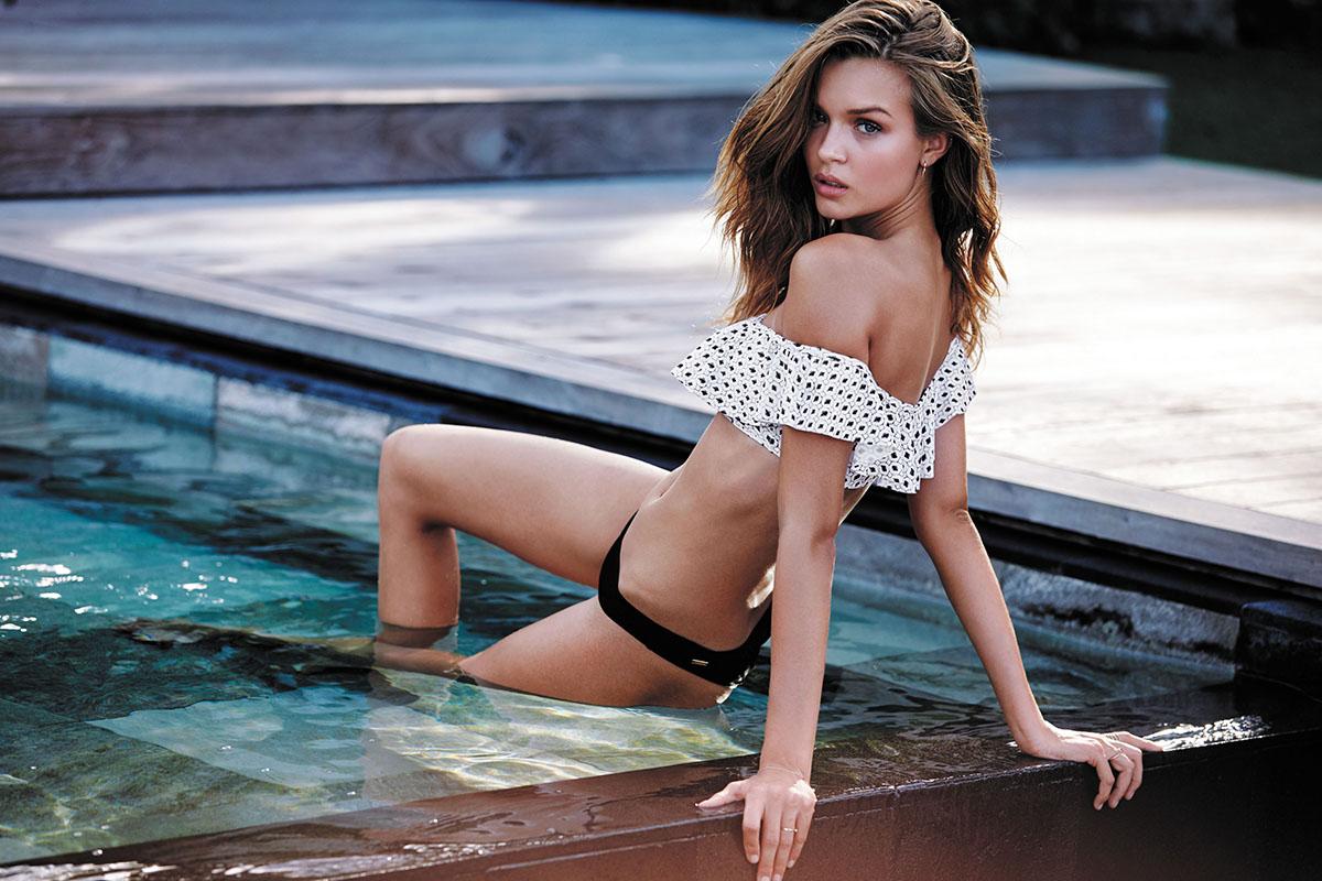 Victoria's Secret Swim 2016 x trés sexy in St. Barth! 9