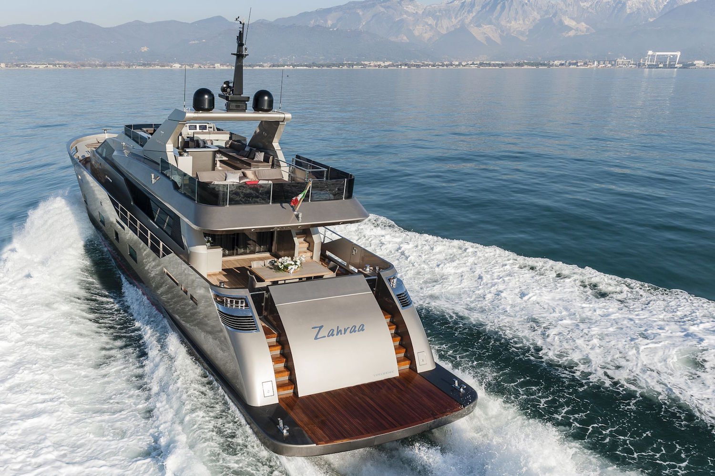 30 Meters Elegance: The Tecnomar Nadara Zahraa Yacht 2