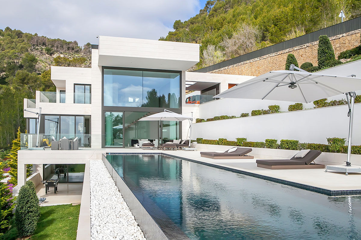 Awesome Villa in Son Vida, Mallorca 19
