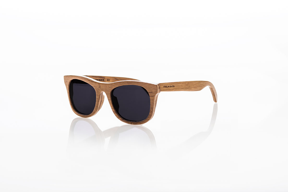 Stylish Sunglasses Made From Original Whisky Casks 6