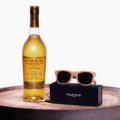 Stylish Sunglasses Made From Original Whisky Casks