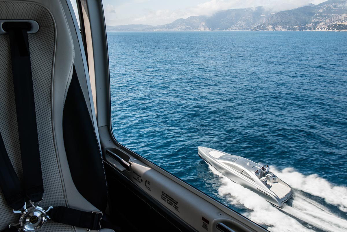 Mercedes-Benz Introduces Luxury Yacht Arrow460 – Granturismo 2