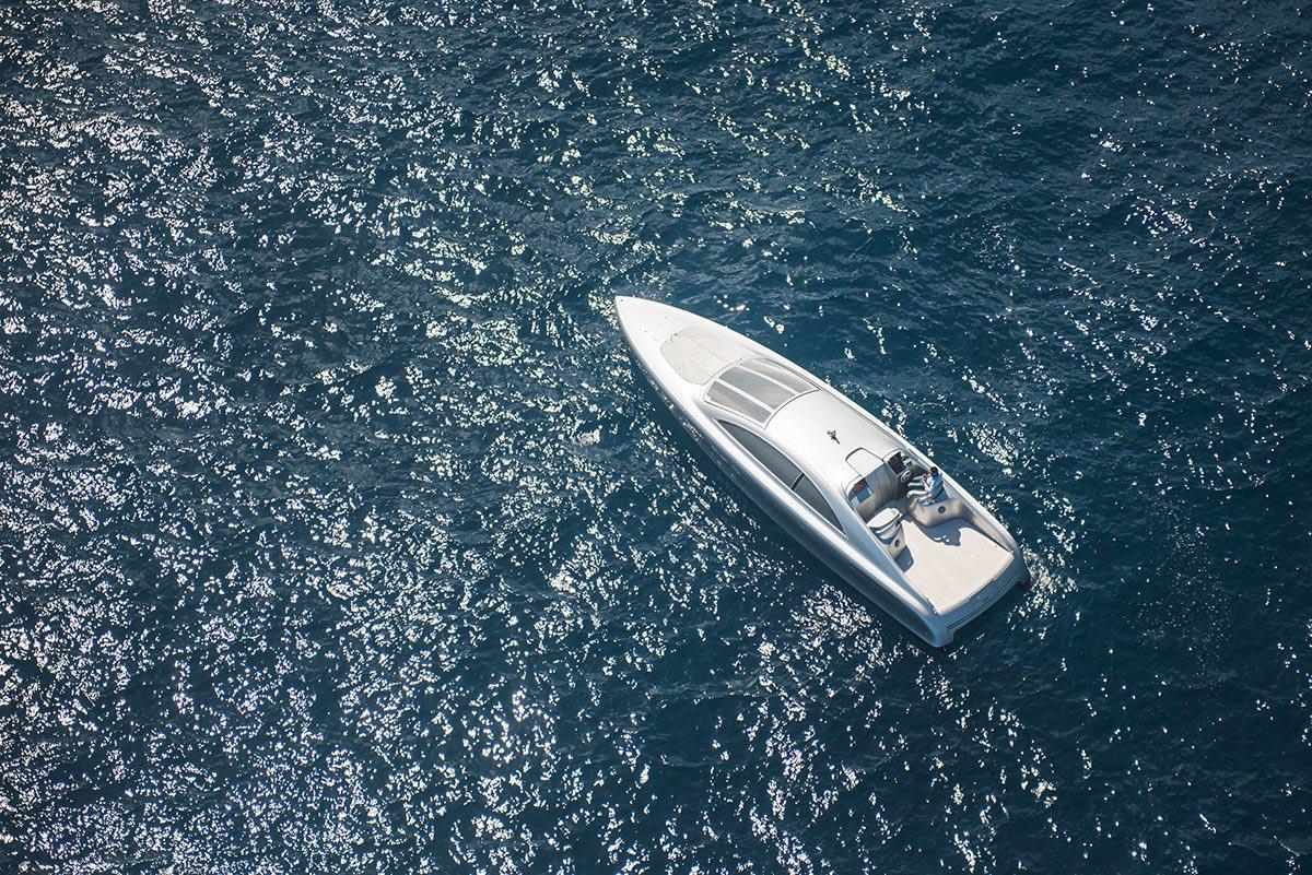 Mercedes-Benz Introduces Luxury Yacht Arrow460 – Granturismo 3