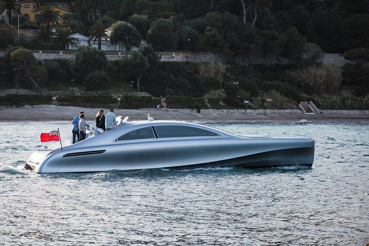 Mercedes-Benz Introduces Luxury Yacht Arrow460 – Granturismo 4