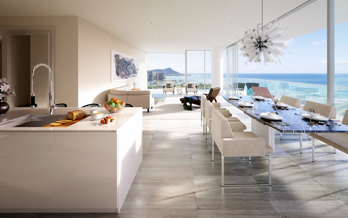 Luxury on the Island: This is Hawaii's Most Expensive Penthouse 3