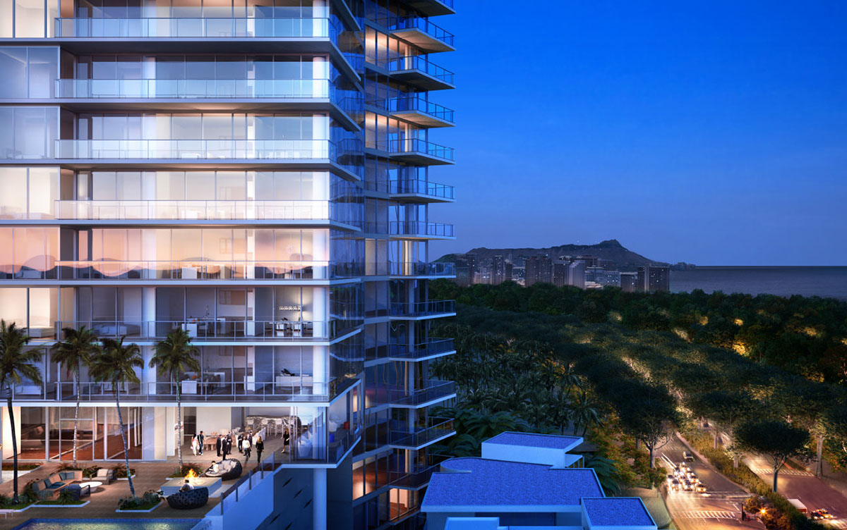 Luxury on the Island: This is Hawaii's Most Expensive Penthouse 8