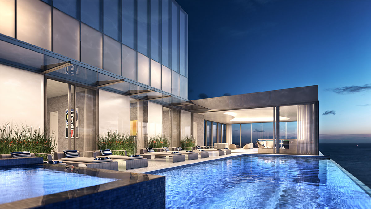 Luxury on the Island: This is Hawaii's Most Expensive Penthouse 9