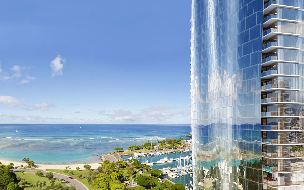 Luxury on the Island: This is Hawaii's Most Expensive Penthouse 1