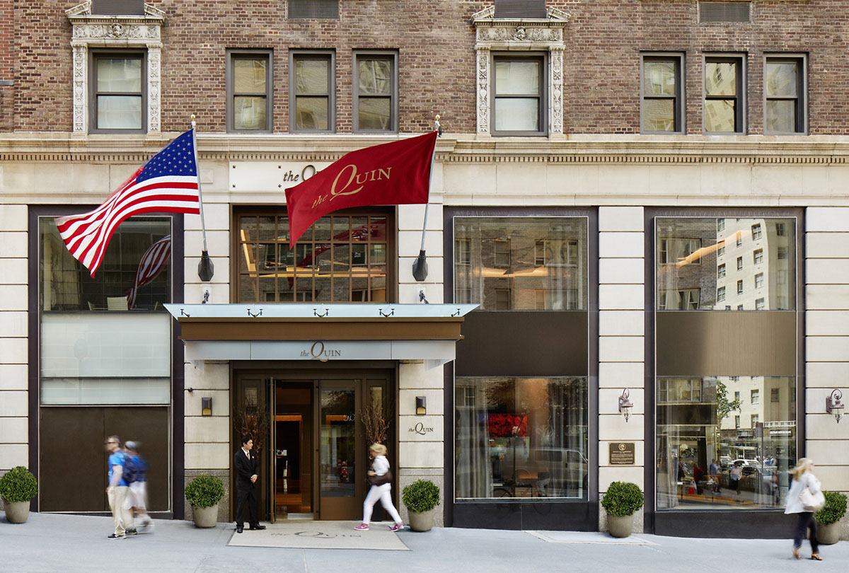 Located in the Heart of Manhattan: The Quin Hotel in New York 12