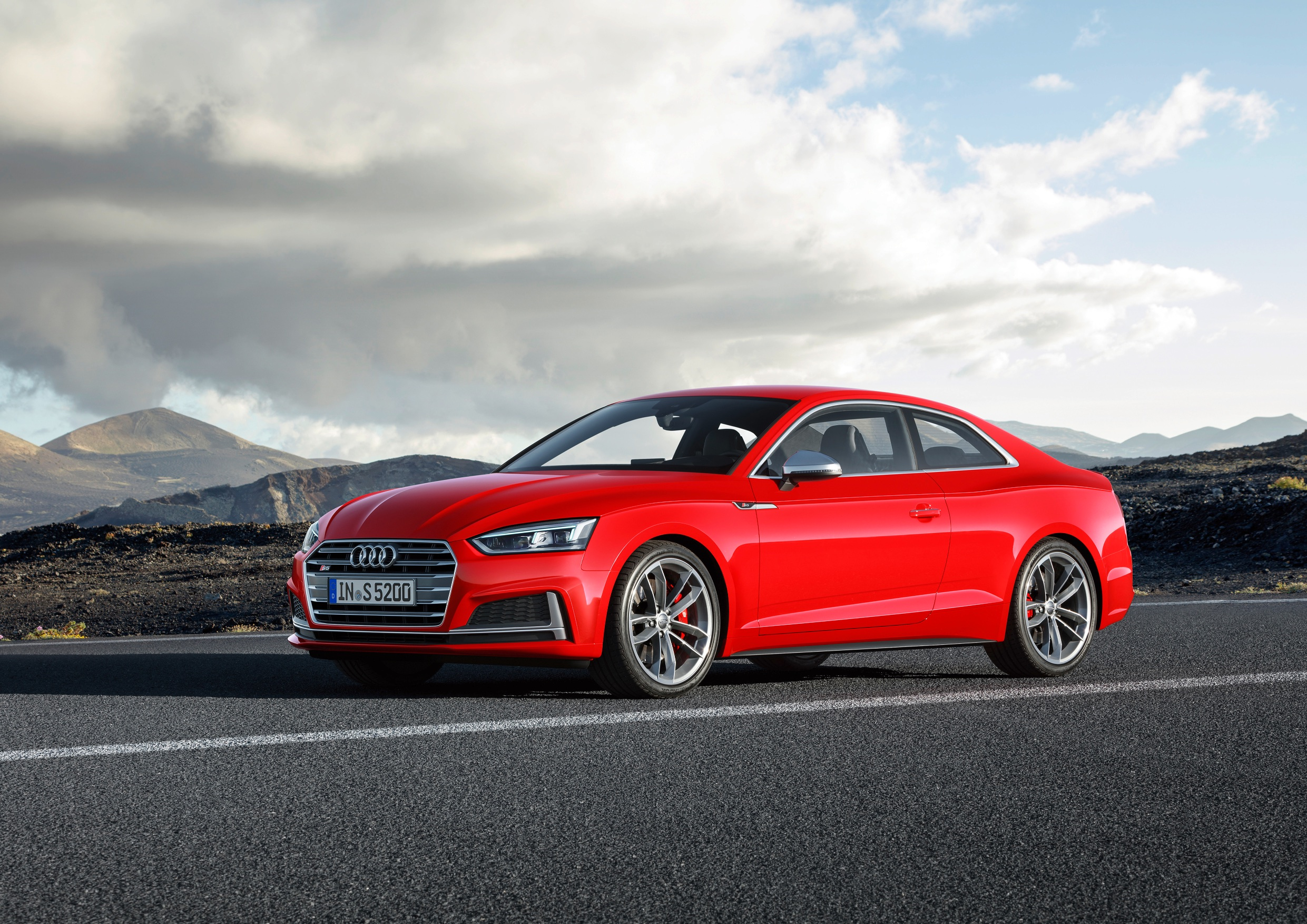 Power in Porto With The New Audi S5 7