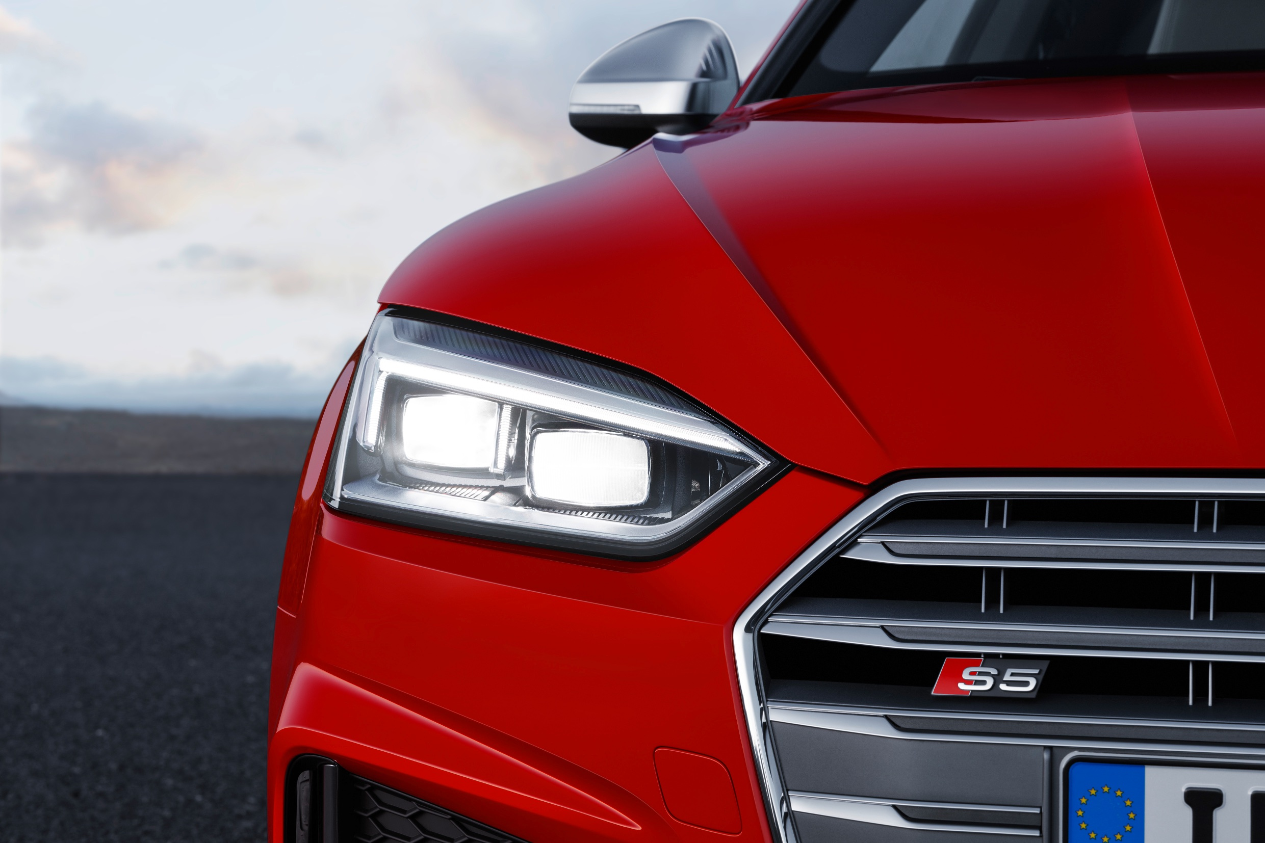 Power in Porto With The New Audi S5 5