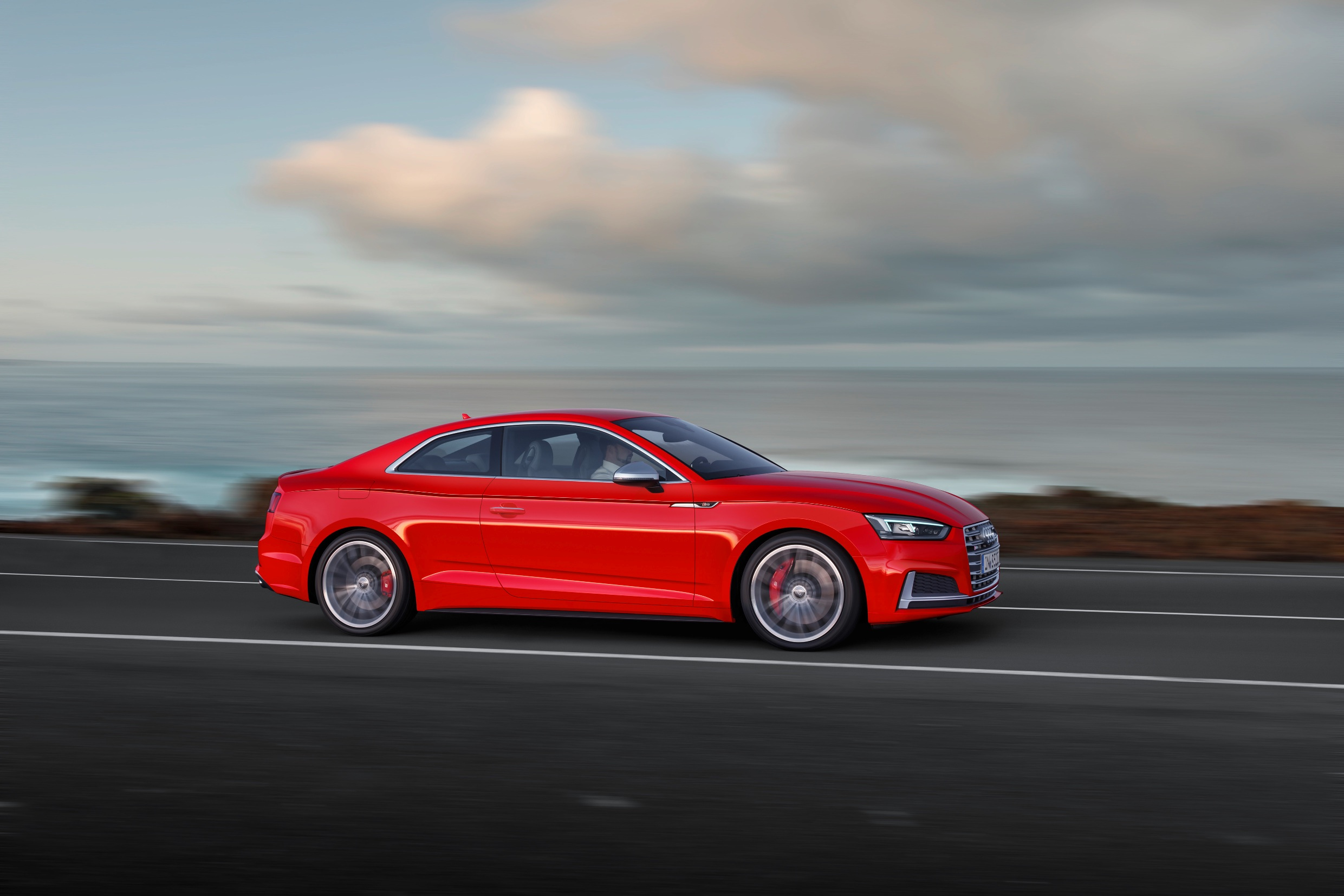 Power in Porto With The New Audi S5 2