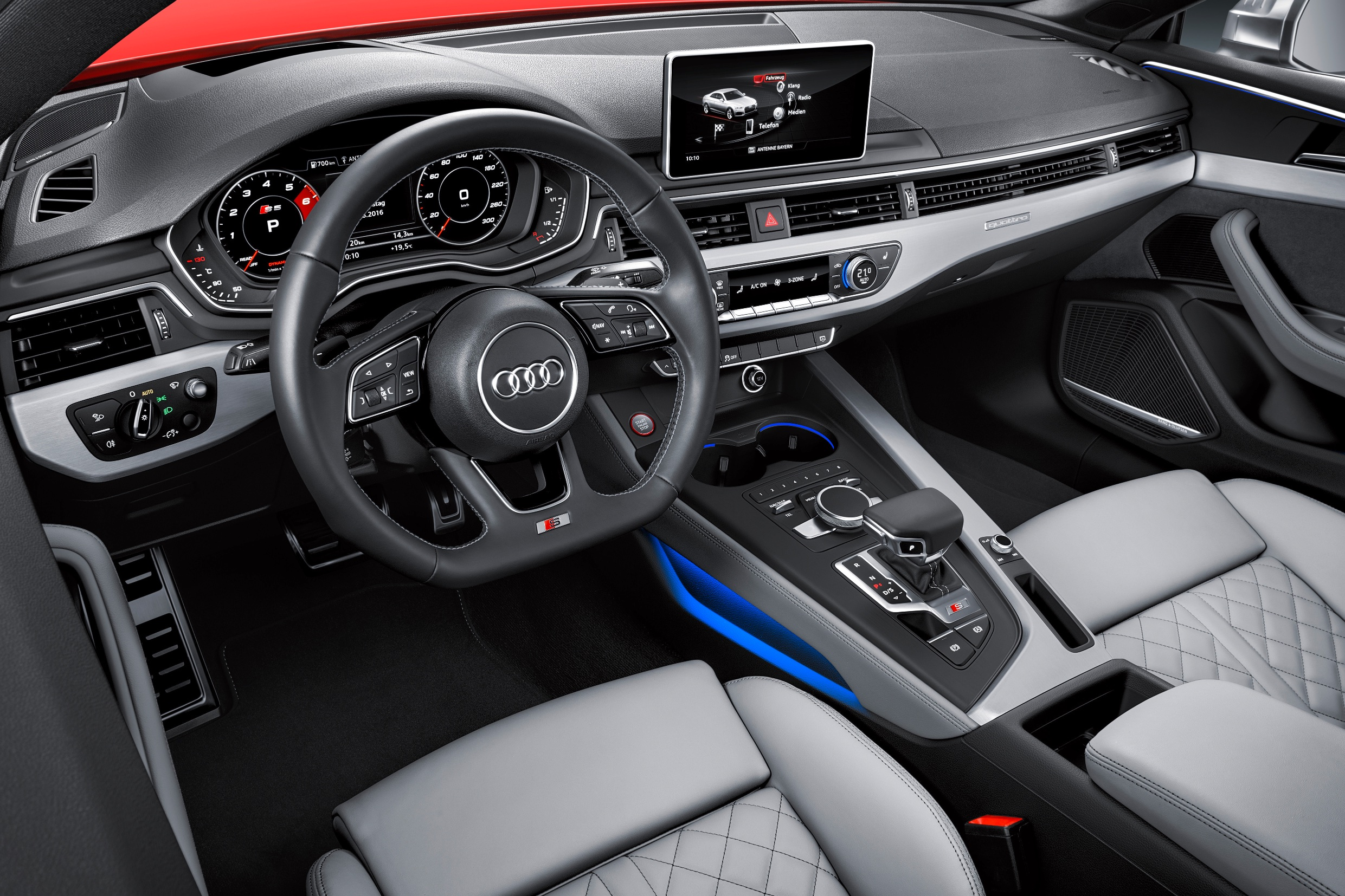 Power in Porto With The New Audi S5 3