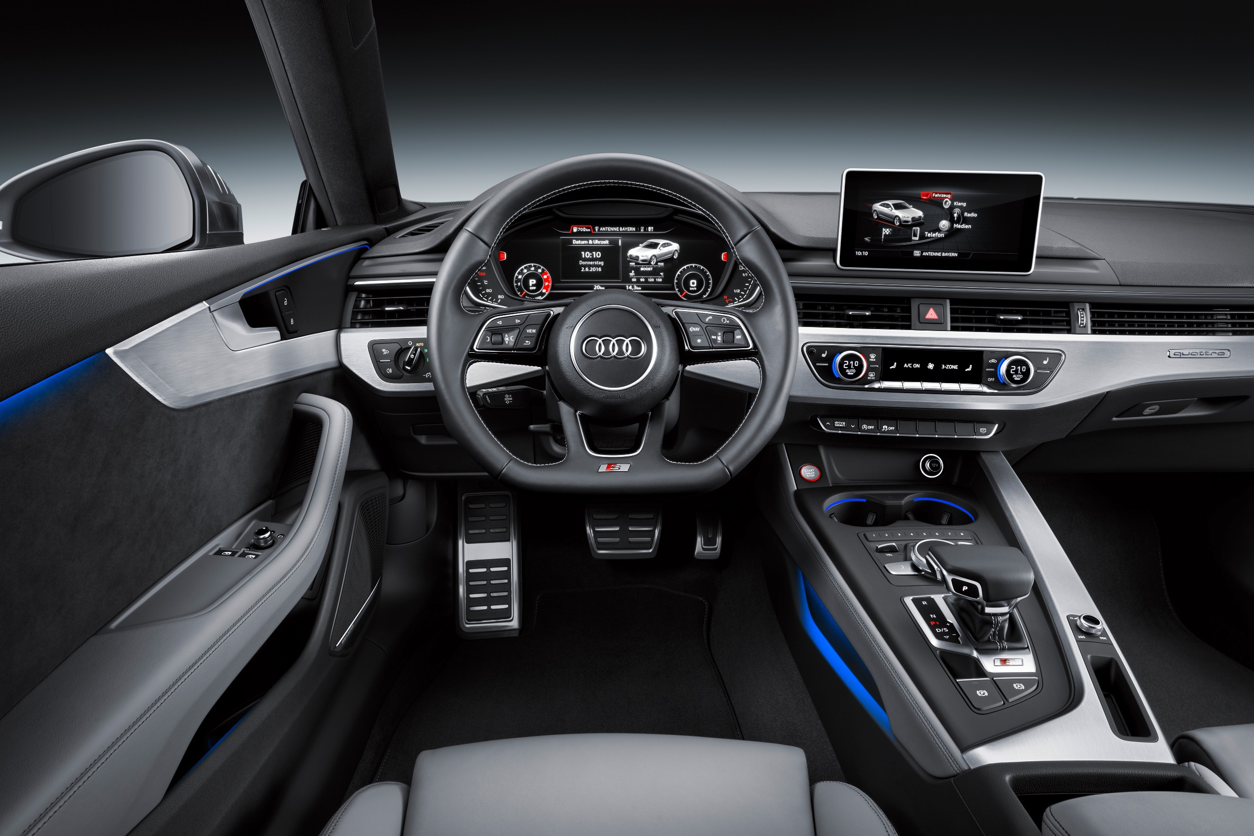 Power in Porto With The New Audi S5 8