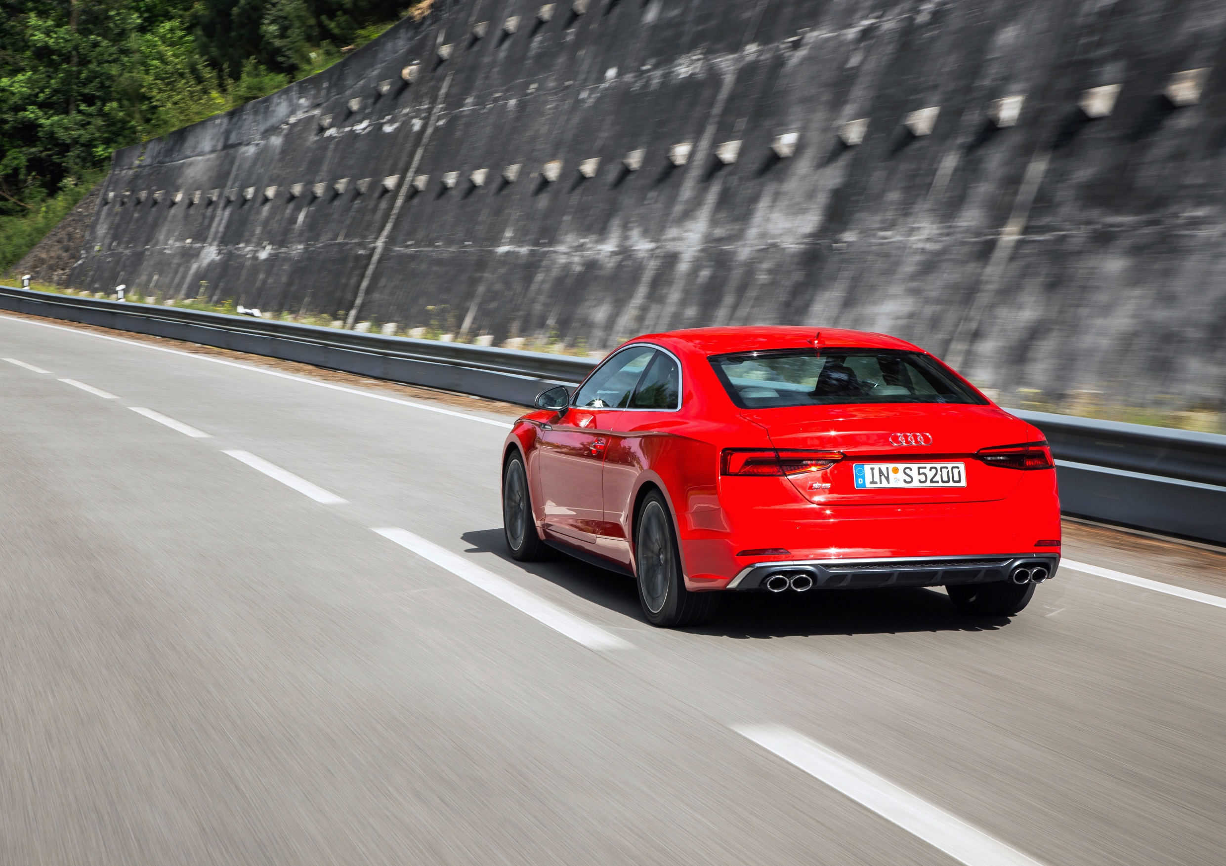 Power in Porto With The New Audi S5 11