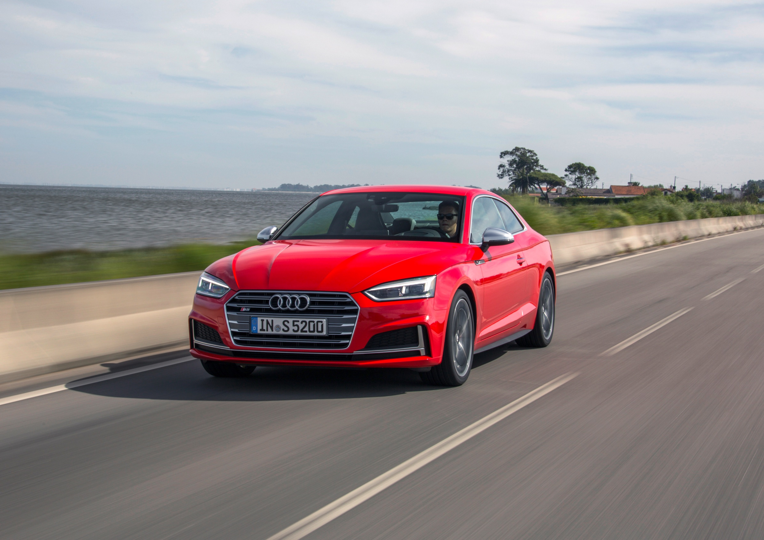Power in Porto With The New Audi S5 10