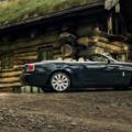 Drophead Delight in The Rolls Royce Dawn