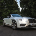 Top Down in The Bentley GTC V8S