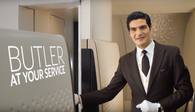 """This Is What a $38,000 Flight Experience with """"The Residence"""" Looks Like"""