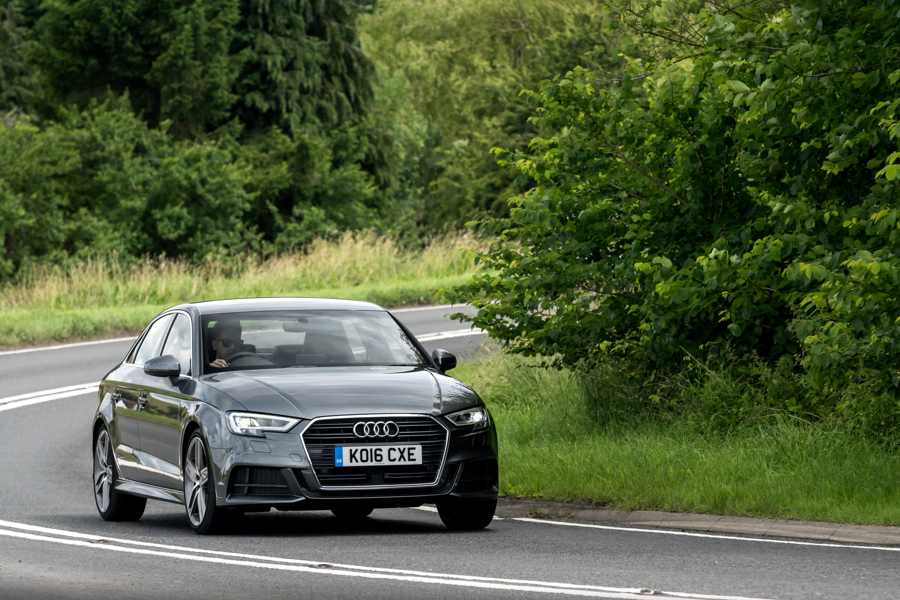 The 2017 Audi A3 – Driving the S Line Saloon 7