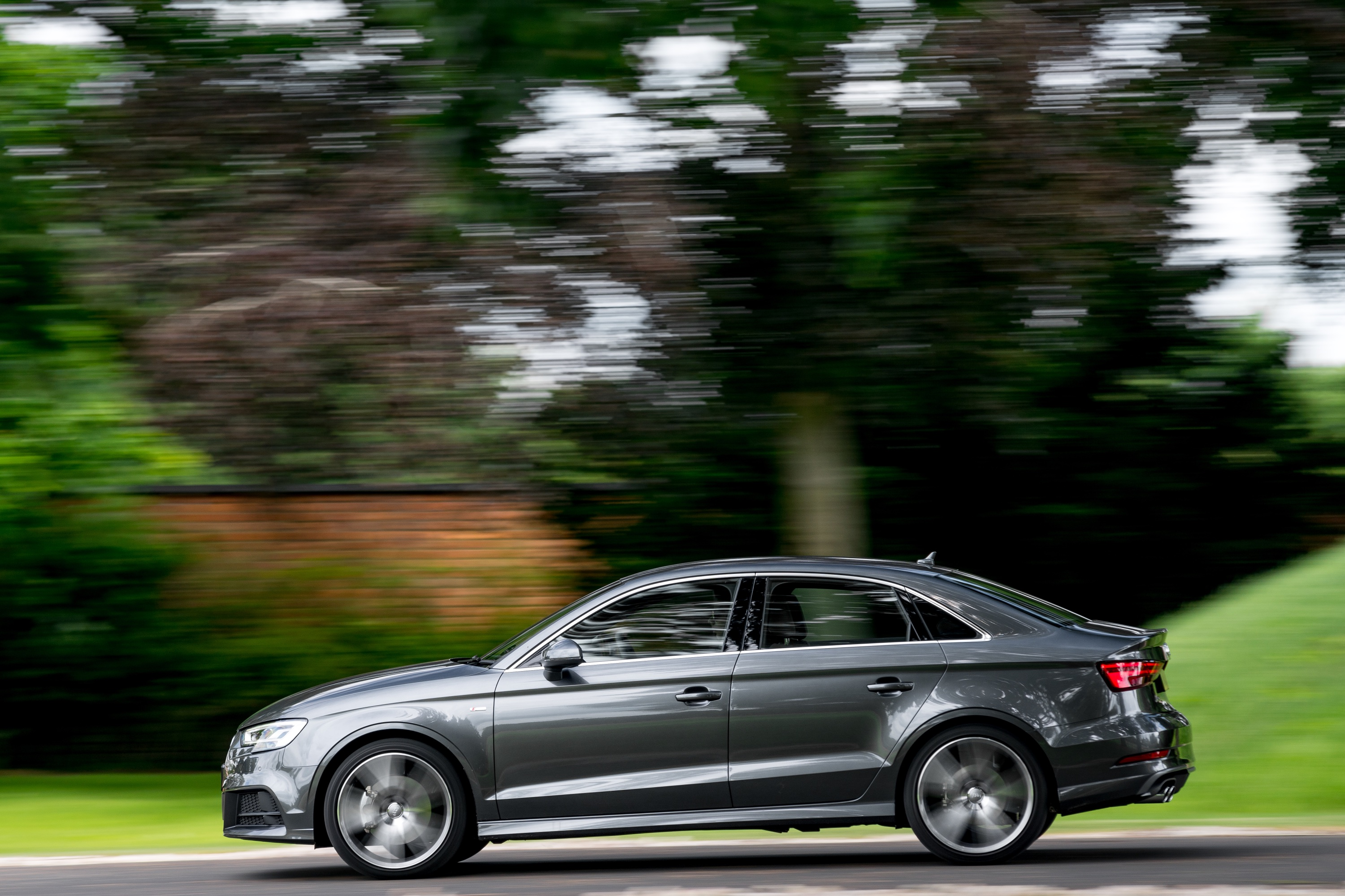 The 2017 Audi A3 – Driving the S Line Saloon 6