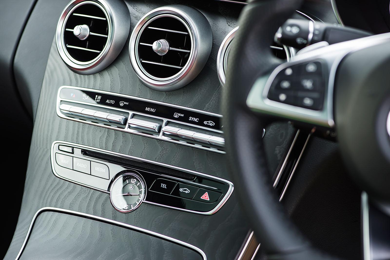 Mercedes C250 AMG 07