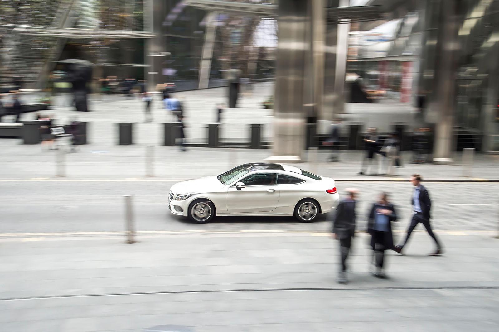 Mercedes C250 AMG 08