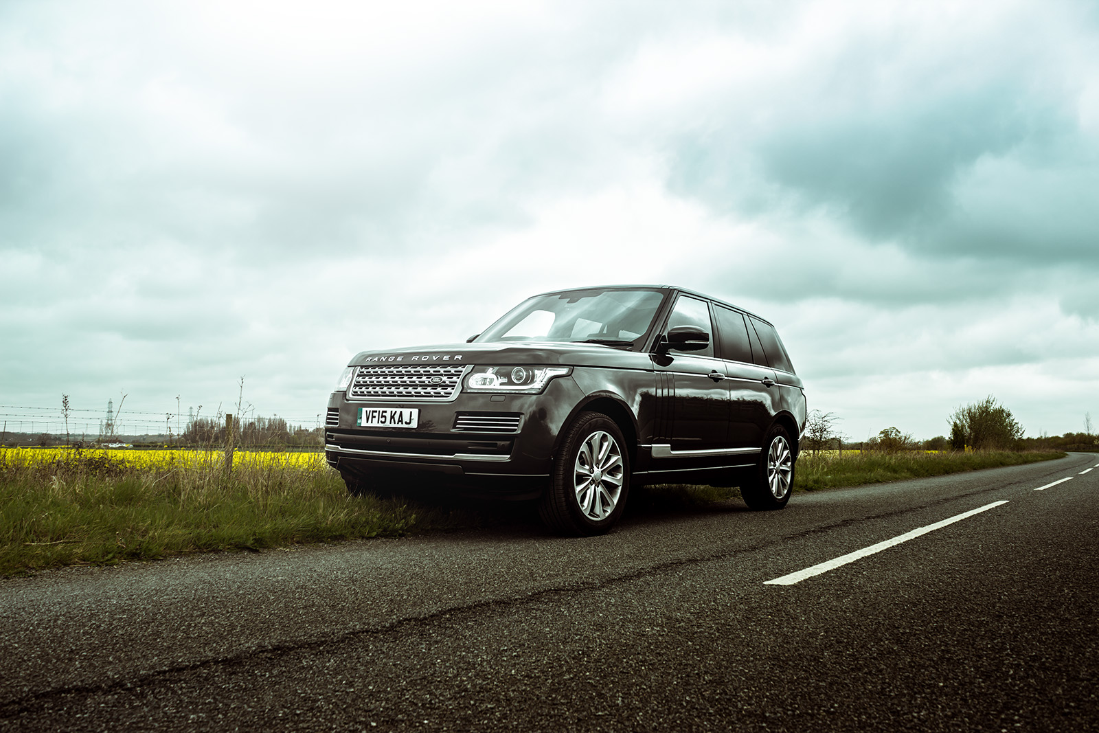 Range Rover Vogue SE 01