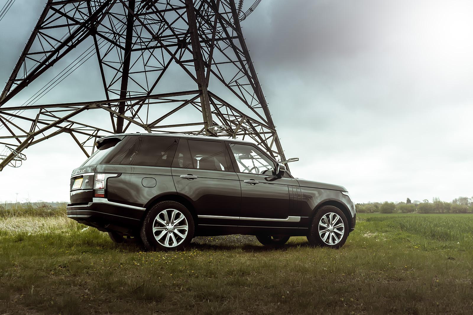 Range Rover Vogue SE 02