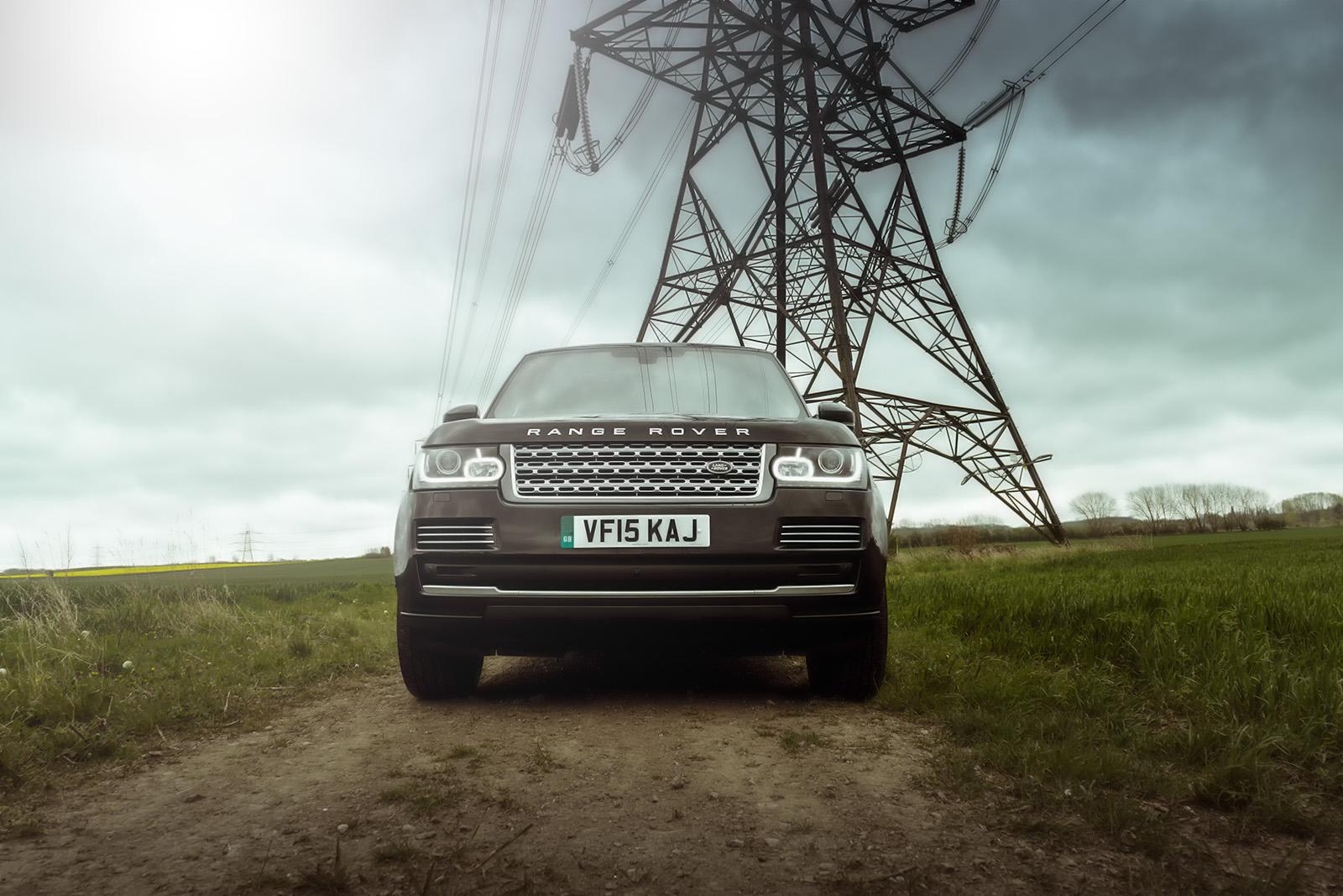 Range Rover Vogue SE 04