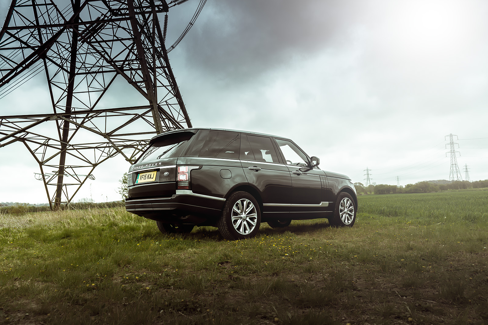 Range Rover Vogue SE 05