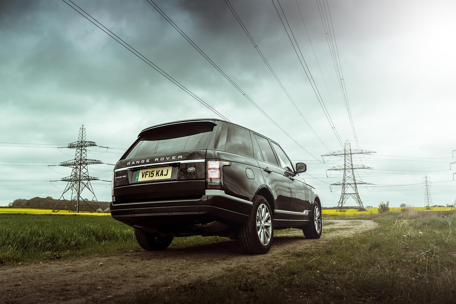 Range Rover Vogue SE 06
