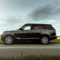 King Of Comfort - The Range Rover Vogue SE