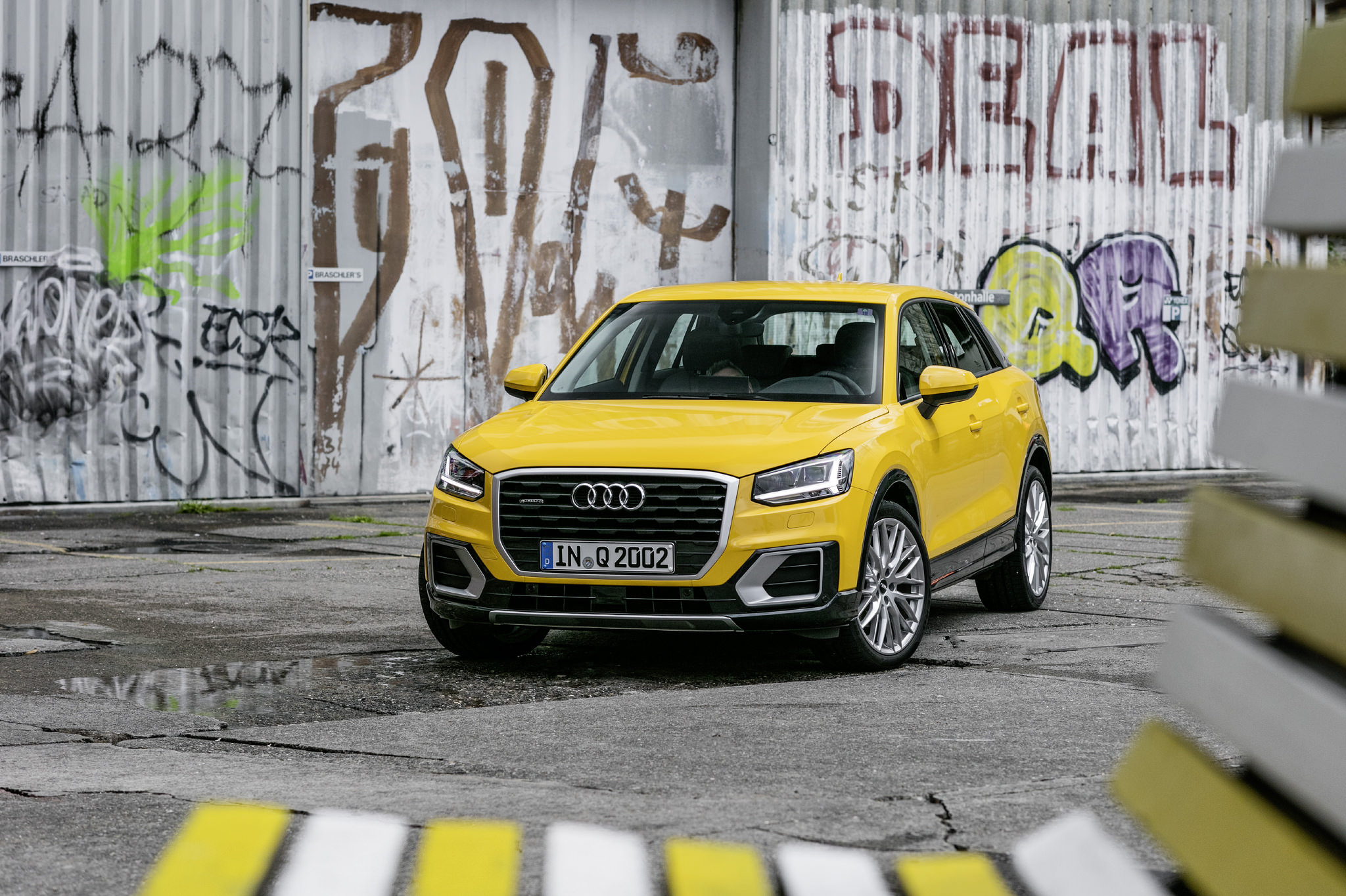 Summer In Zurich With The Audi Q2 7