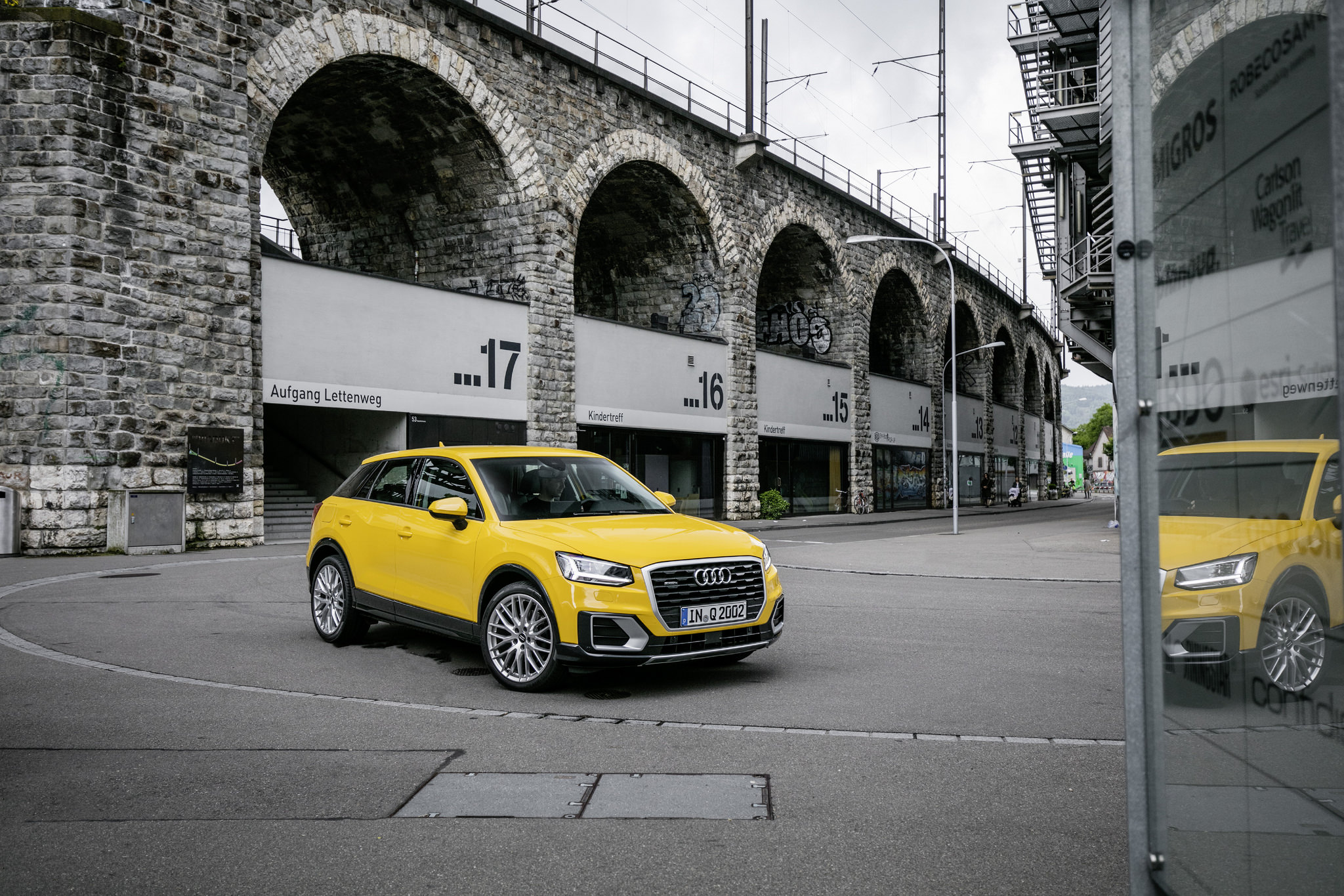 Summer In Zurich With The Audi Q2 6